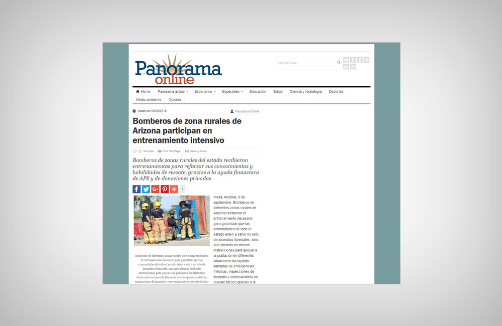 Panorama Online