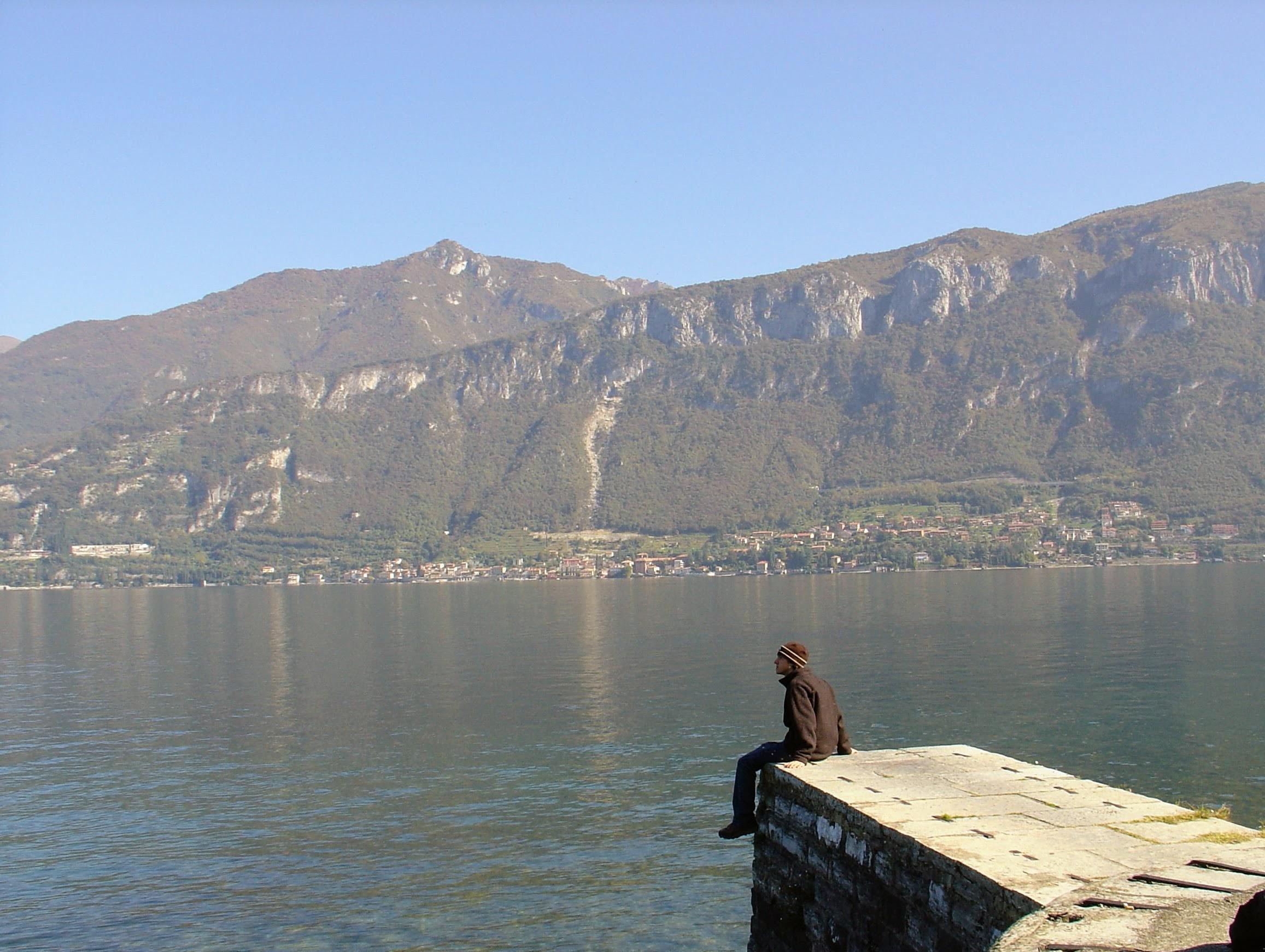 Lago di Como, Italy.