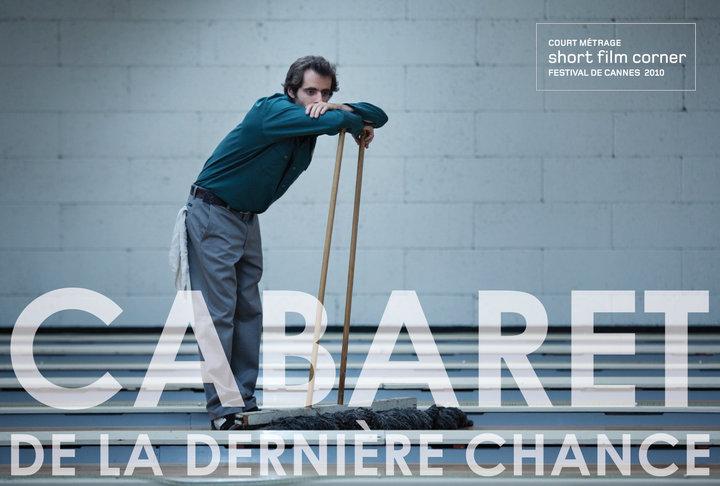 2010 - Cabaret de la dernière chance - Short Film Corner - Cannes Film Festival Crédit Photo: Martin Gros Infographie: Bernard Jean