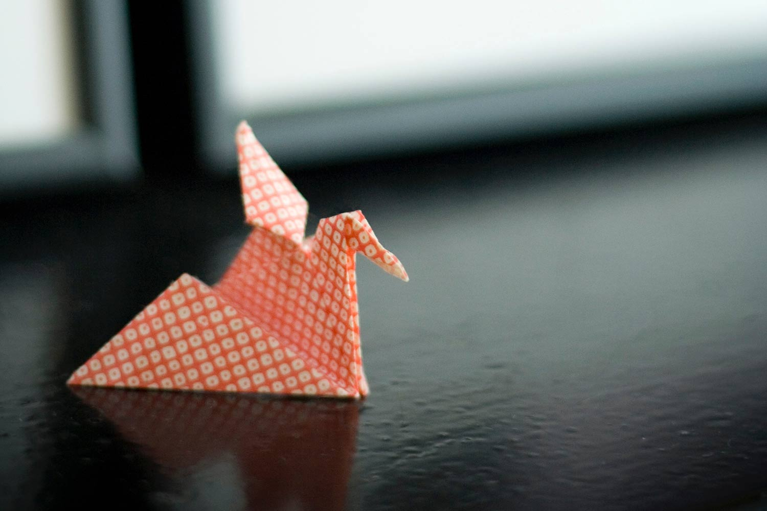 One of the New York cranes.