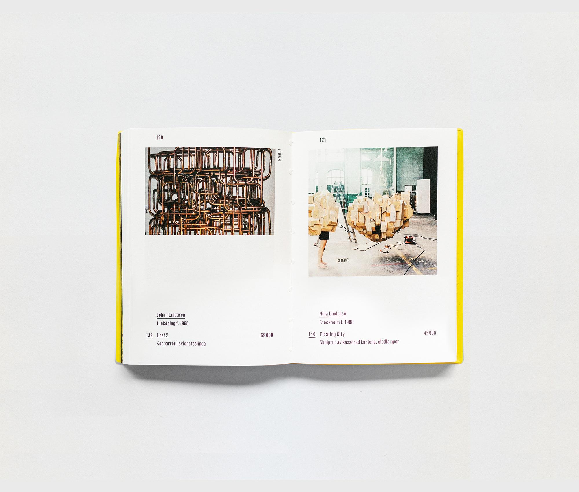 Liljevalchs Catalog