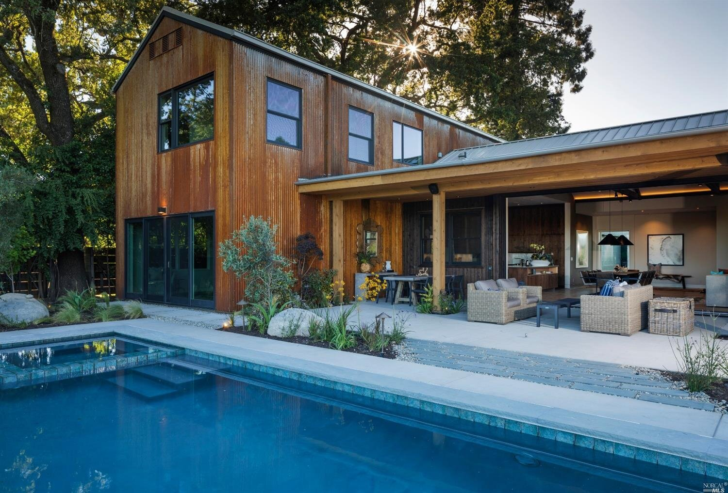 PRIVACY | WINE ROOM | NEW CONSTRUCTION   1617 Inglewood Avenue, St. Helena    $4,050,000 – Sold