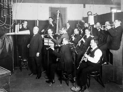 Tenor Jacques Urlus recording for Edison