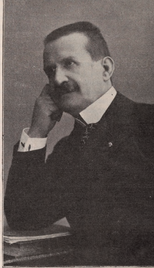 Antonio Baldelli in Paris, 1905