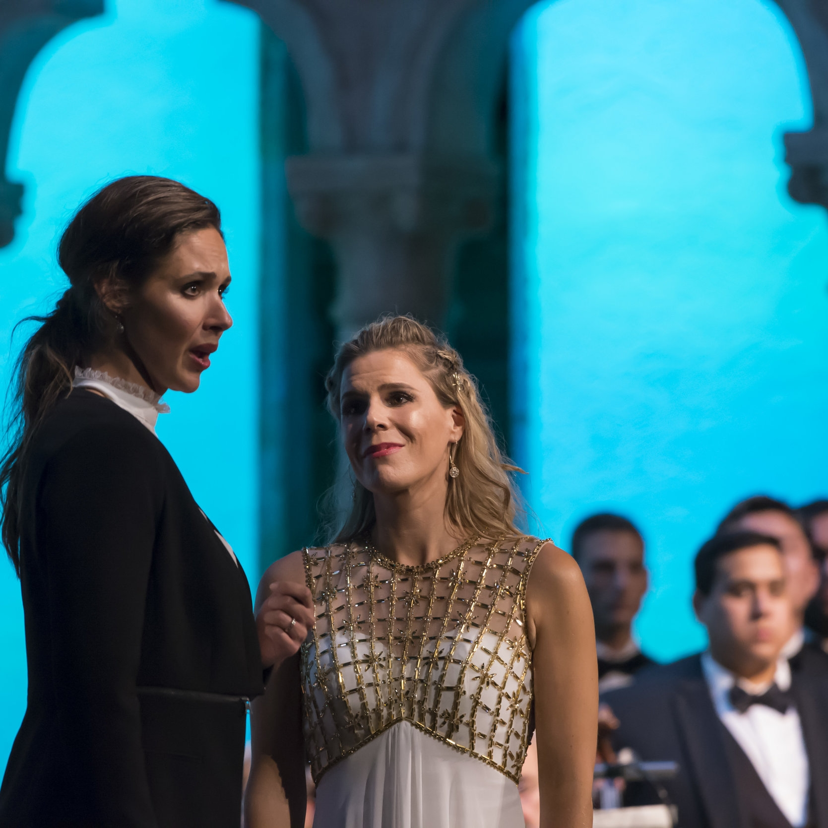 Critical acclaim for the final season of Bel Canto at Caramoor - Summer 2017