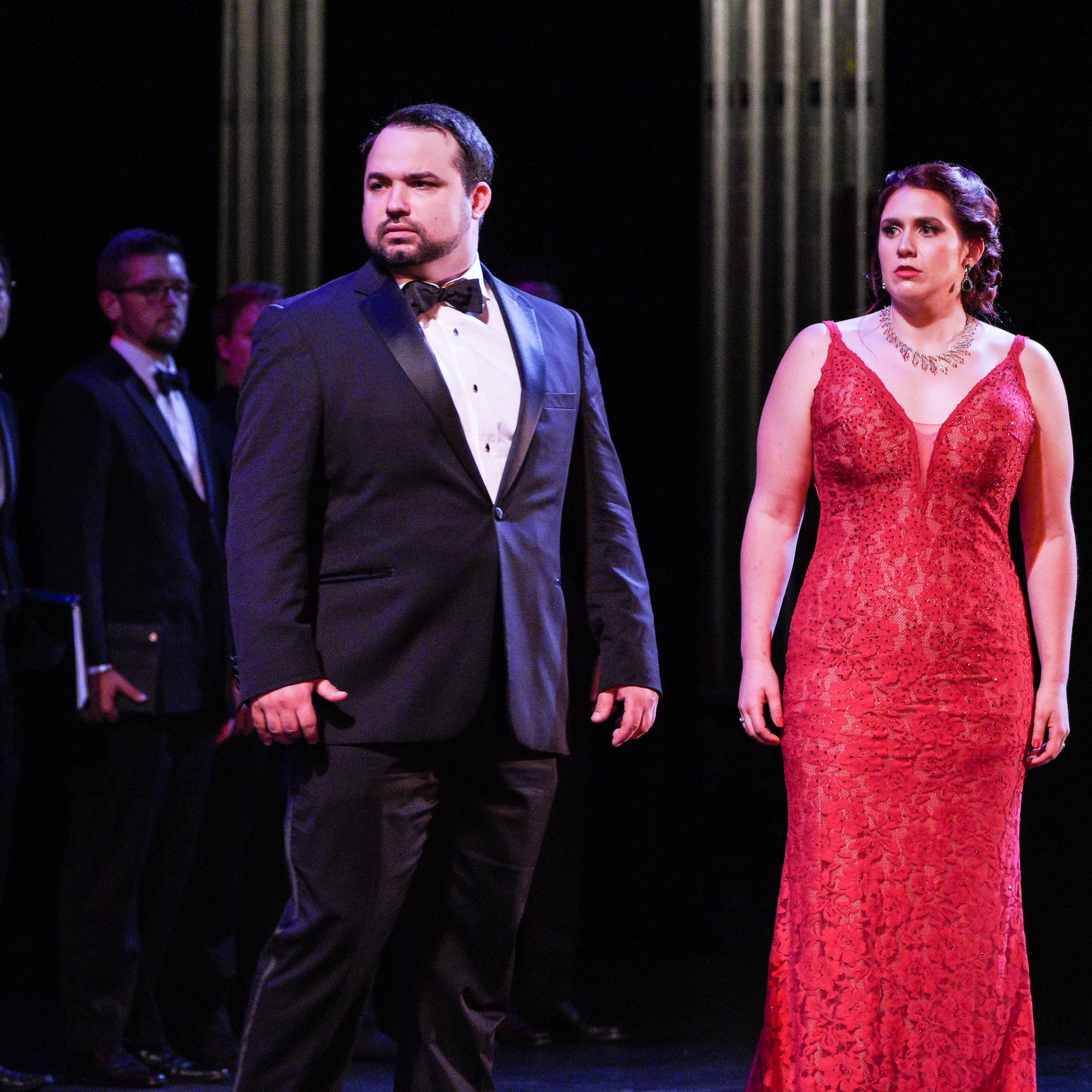 Berkshire Fine Arts: Teatro Nuovo's Bel Canto at SUNY Purchase - August 7, 2018