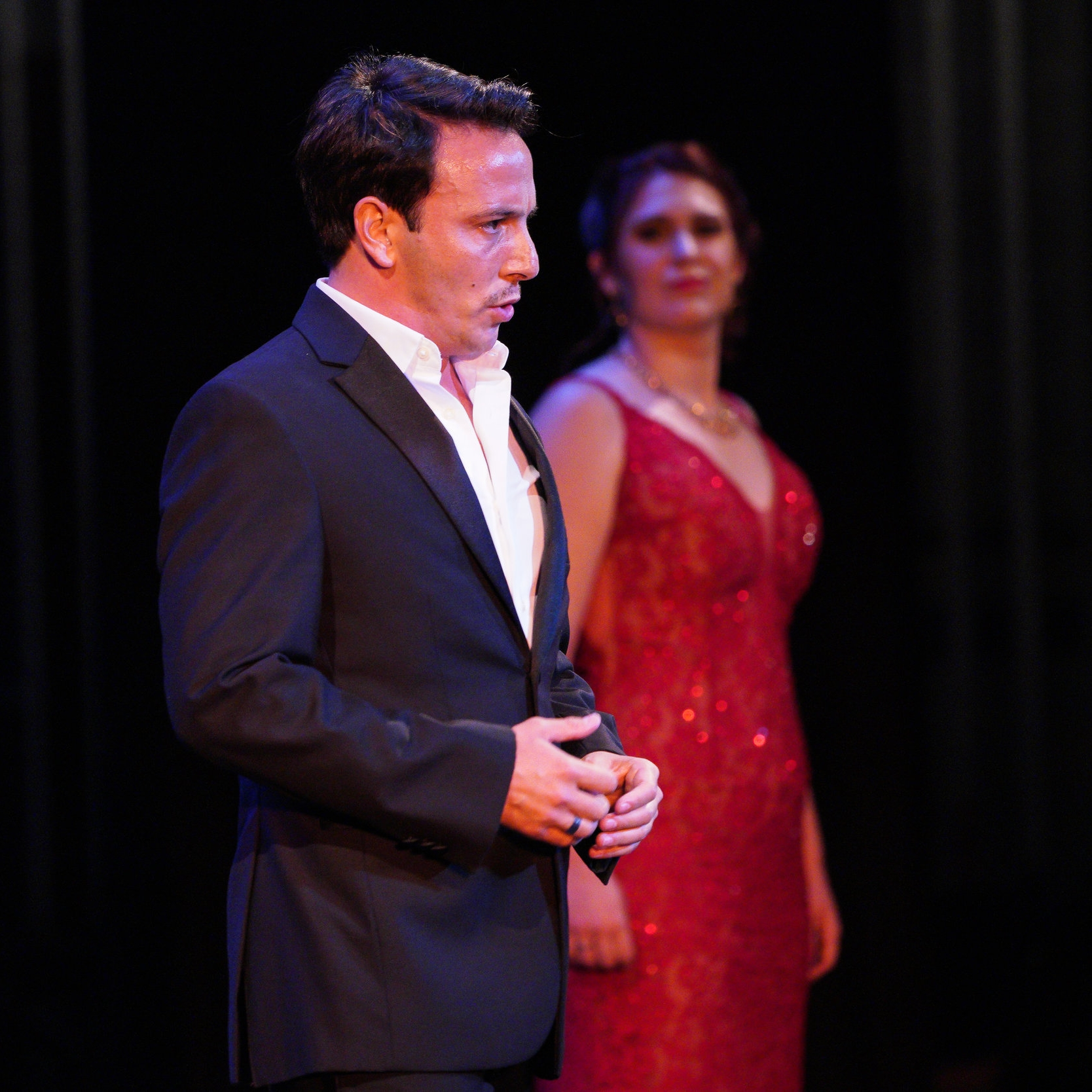 Seen and Heard International: Teatro Nuovo is Launched with Rossini's Tancredi - August 6, 2018