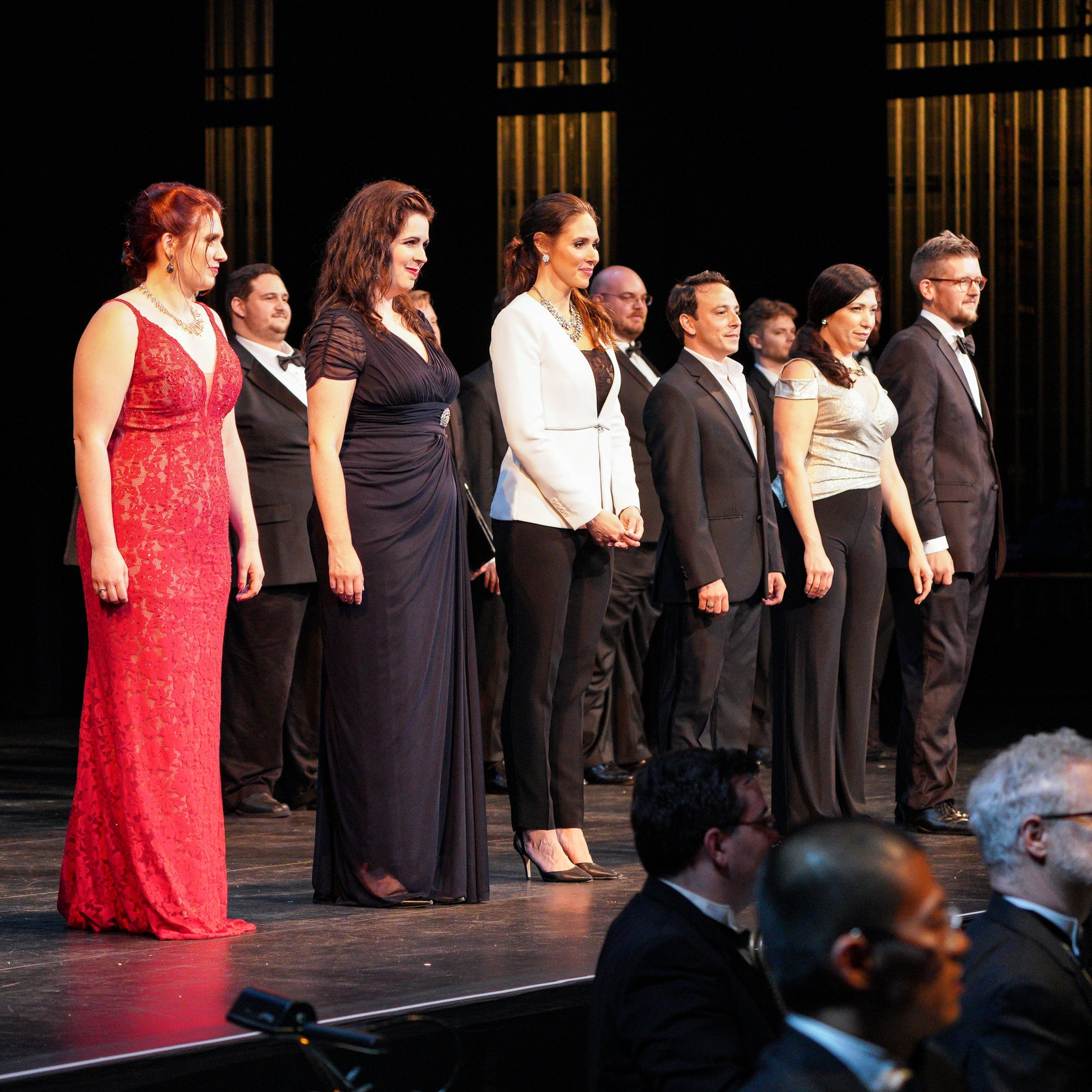 The Classical Review: Crutchfield's Teatro Nuovo begins life with a pair of bel canto rarities - July 30, 2018