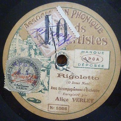 Verlet - APGA label