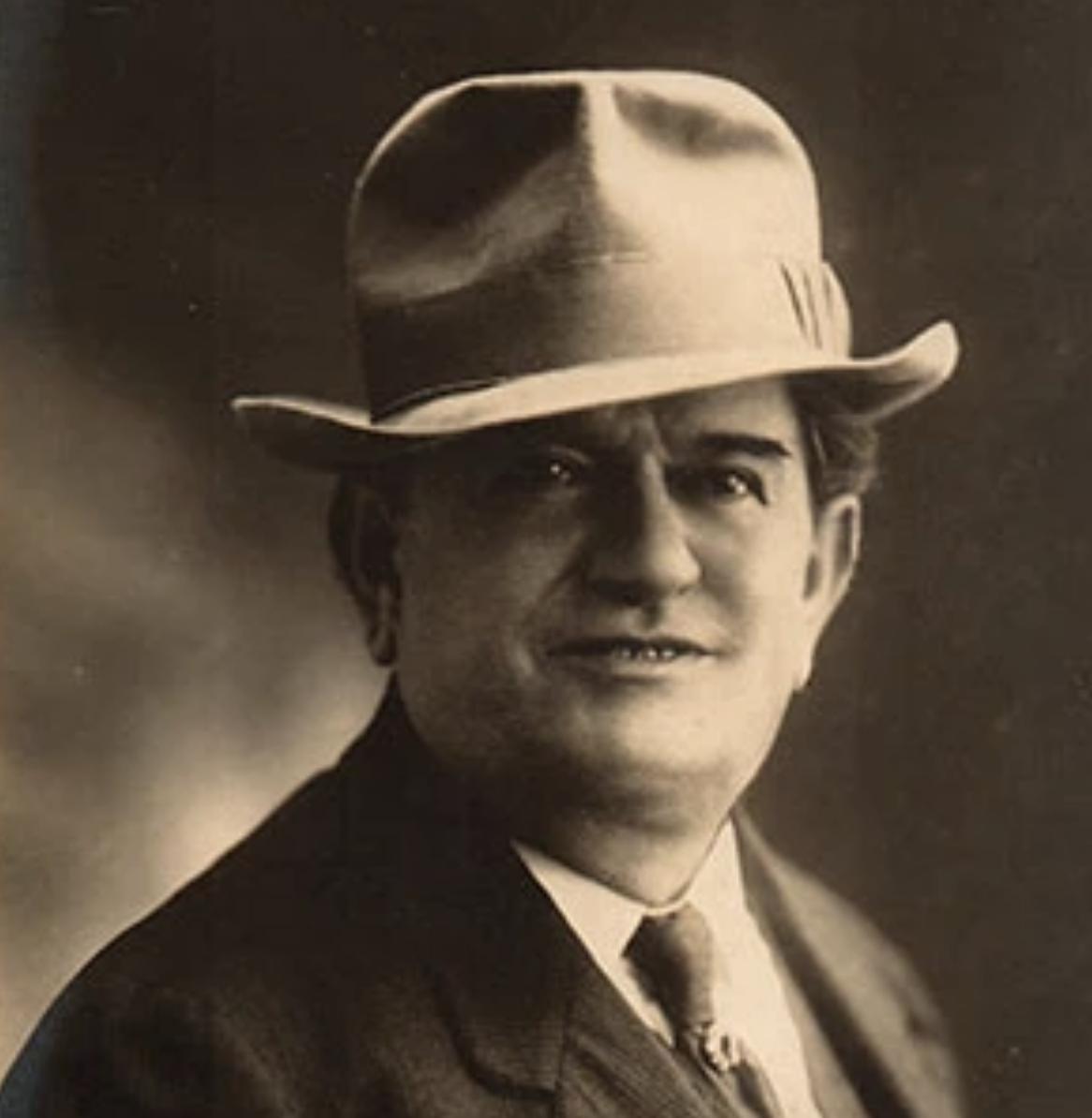 Pini-Corsi photo portrait c. 1914