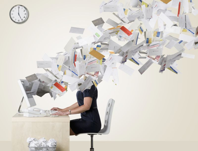 Conquering E-Mail Clutter - W/ U.S Department of Housing and Urban Development