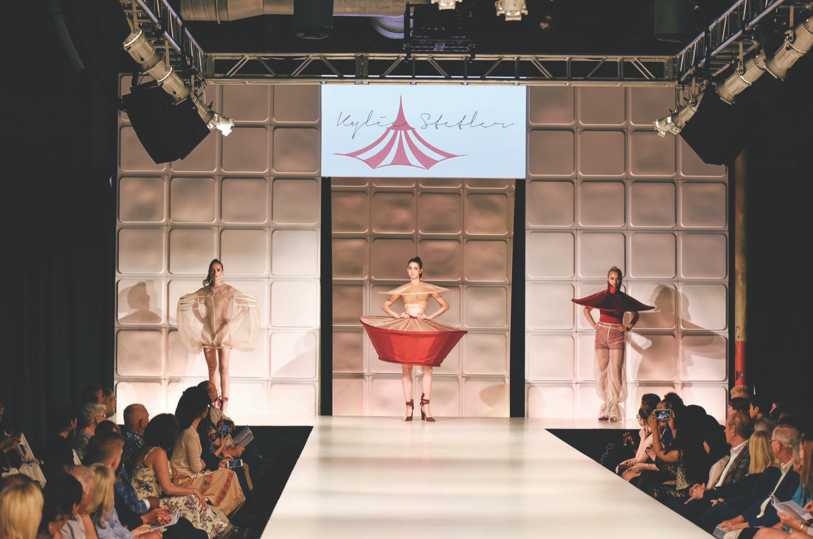 Westphal students hit the runway at annual fashion show