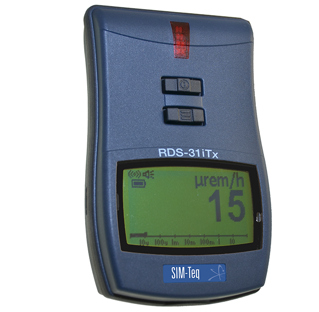 RDS-31TD Simulated Survey Meter