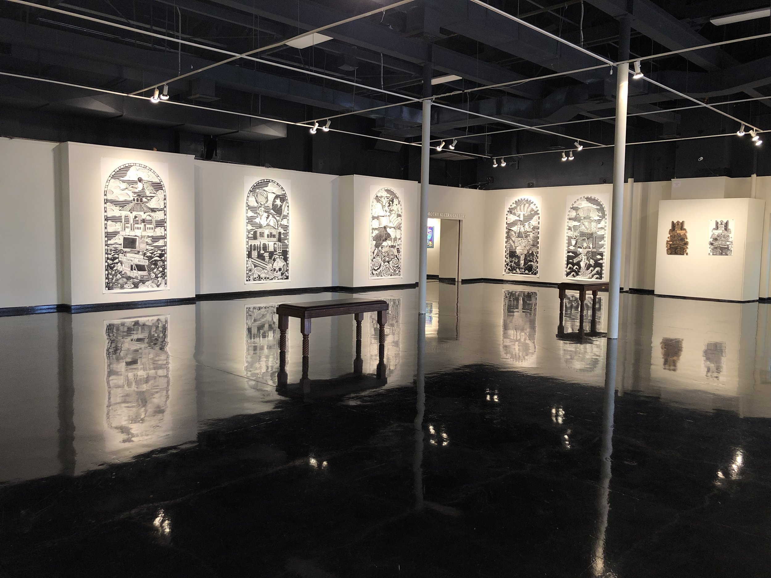 Art Center of Corpus Christi. Corpus Christi, Texas