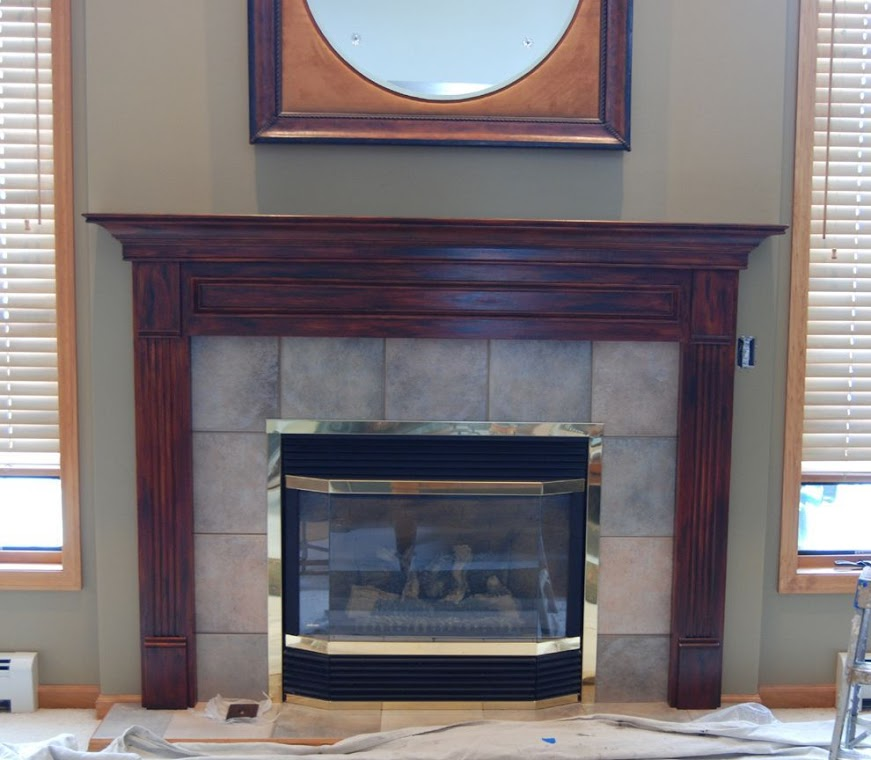 Wood fireplace mantle.png