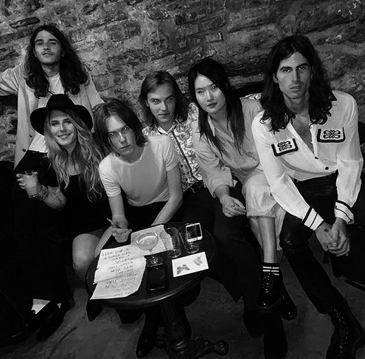 We Love You. Thank you again @hennessey_the_band and @princessgoesofficial and DJ @missguynyc 📷 by @jessette.nyc