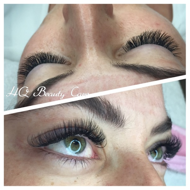 Volume-Lashes