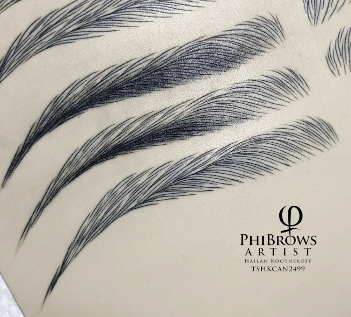 PHIbrows Technique - HQ Beauty Care