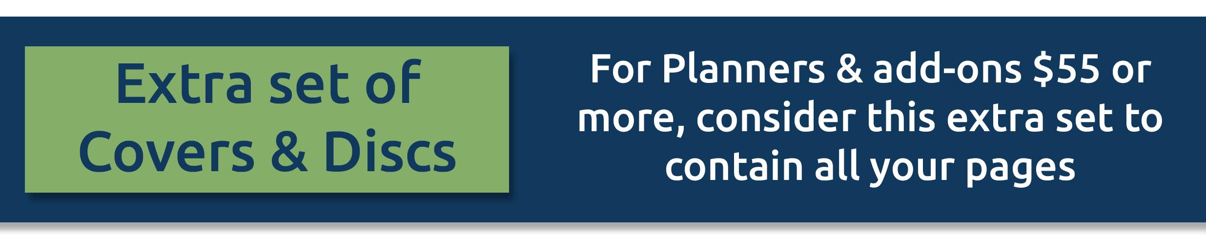 Disc Bound Planner