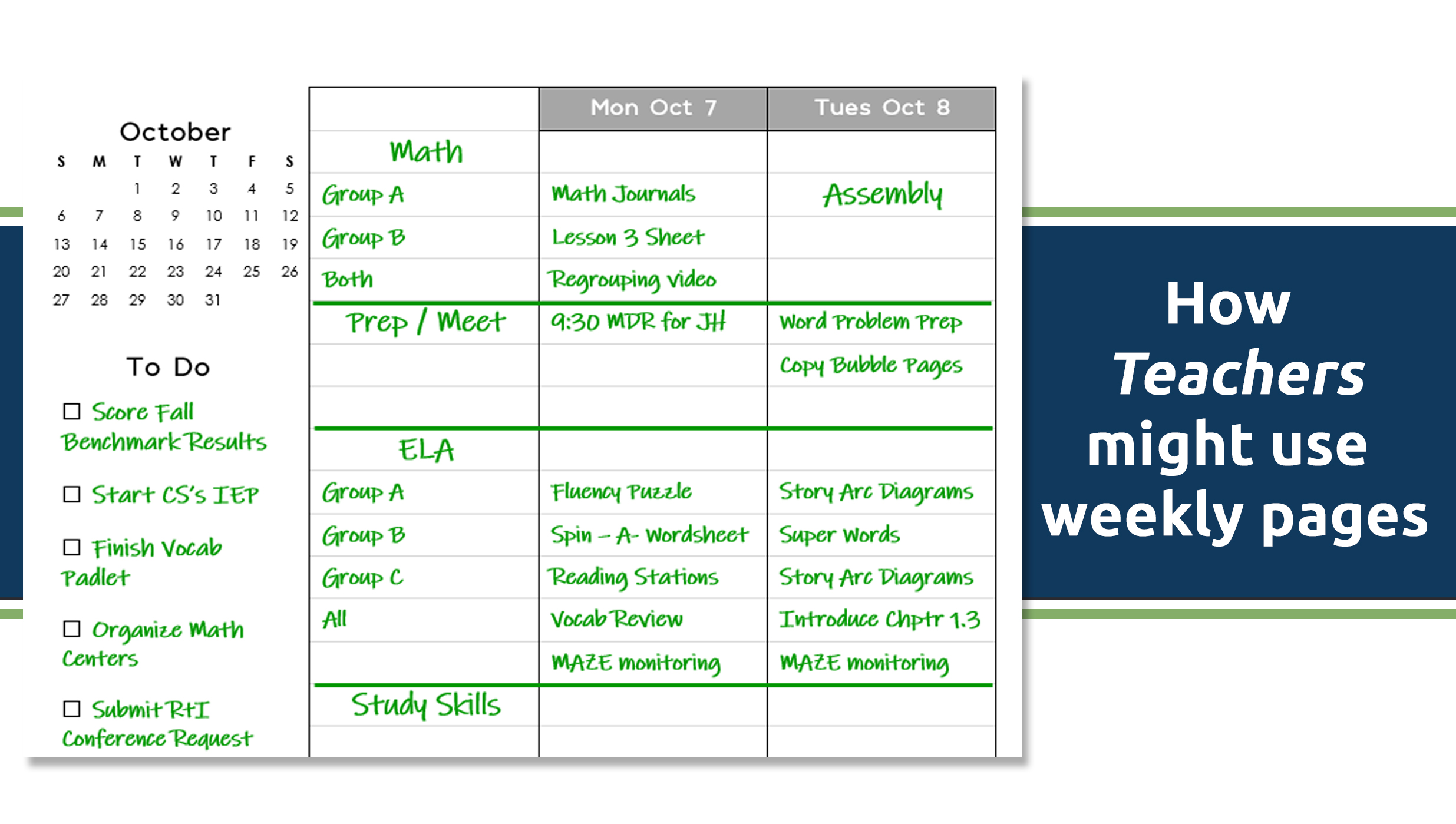 Teacher Planner - Weekly Pages how teacher would use.jpg