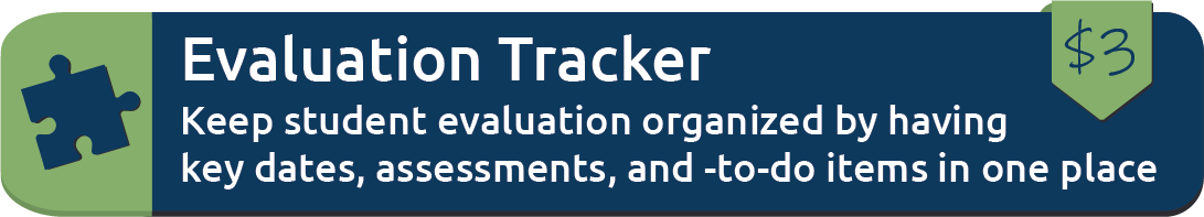 Evaluation Tracker