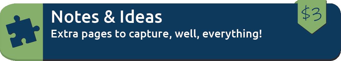 Notes & Ideas
