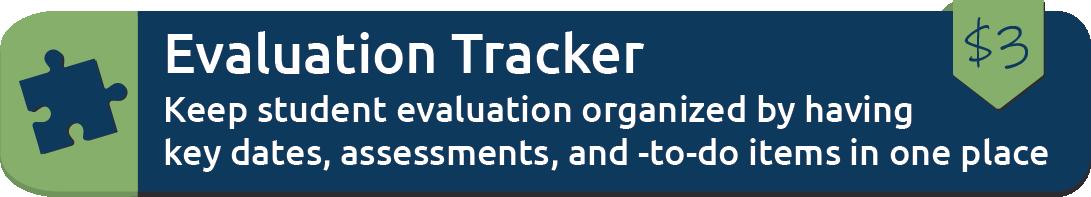 Evaluation Tracker