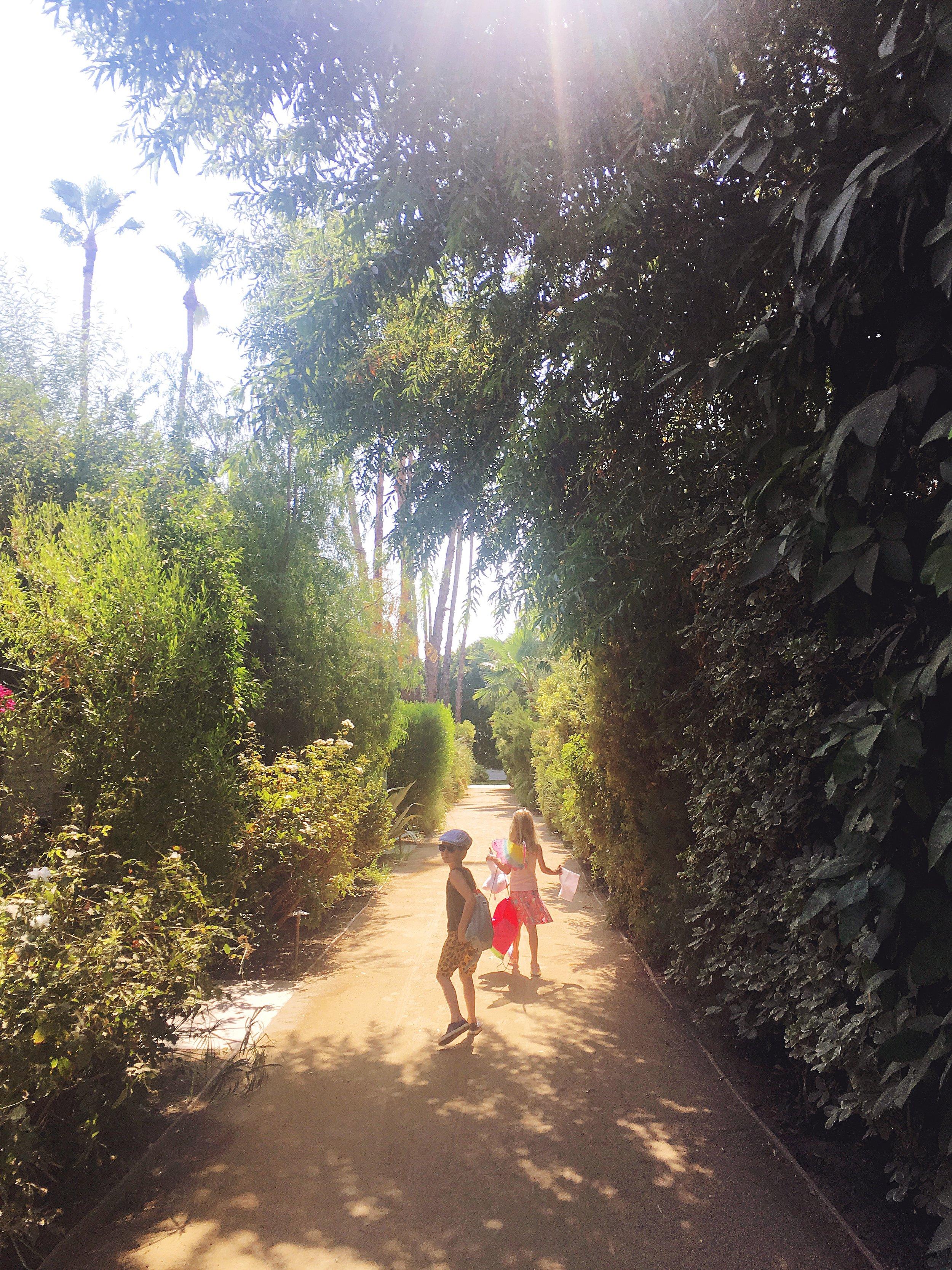 Parker Trail