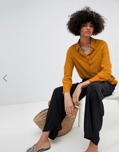 Vero Moda- Polka Dot Blouse