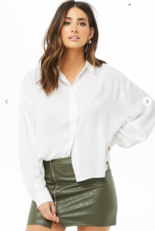 Forever21- Drop Shoulder Shirt