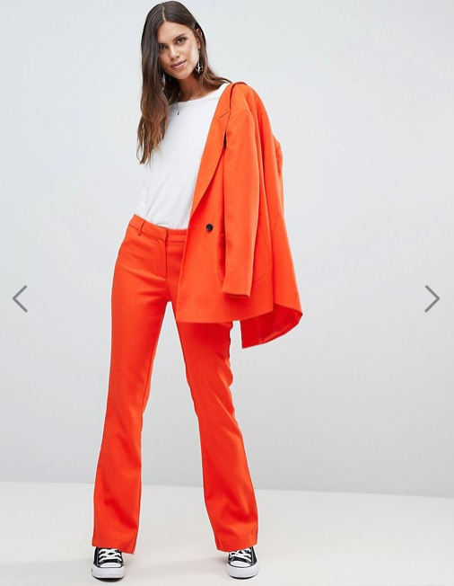 Asos Y.A.S- Colored Tailored Pants