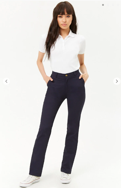 Forever21- French Toast Woven Pants