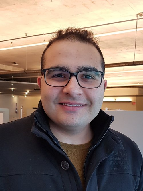 Hossein Sarshar, Data Scientist & AI Architect, Microsoft.   Hossein is a Data Scientist and AI Architect at Microsoft Canada which helps teams build their data science solutions on Microsoft Azure. Prior to his three-year data science journey, he had been a full-stack software engineer for almost a decade. Hossein Holds an MSC in Computer Science with focus on Machine Learning.
