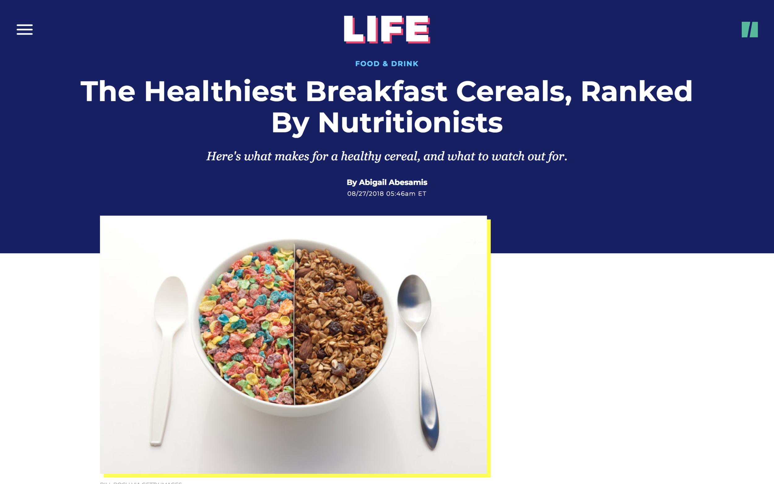 HuffPost Cereal Screenshot.png