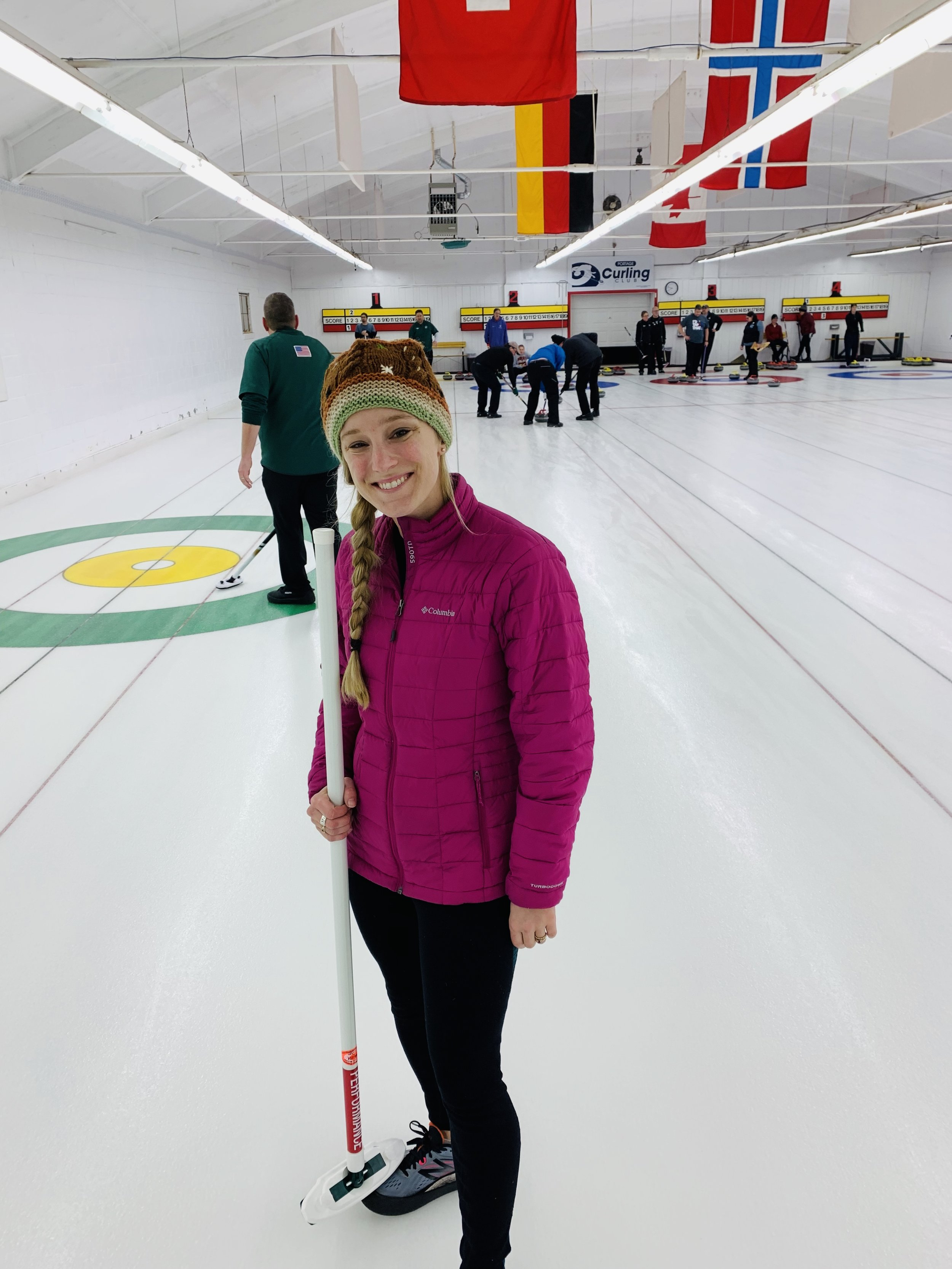 Katie zupancic wymer - Katie started curling in the spring of 2018 after discovering the sport during the Winter Olympics in PyeongChang. After completing a Learn to Curl clinic hosted by the Curling Club of Rochester, Katie convinced fellow new Minnesotans to sign up for the first CCR Instructional League. Katie moved to Rochester in 2016, and when not exploring the Bold North, manages event marketing strategy and sponsorship for national nonprofits.CONTACT KATIE