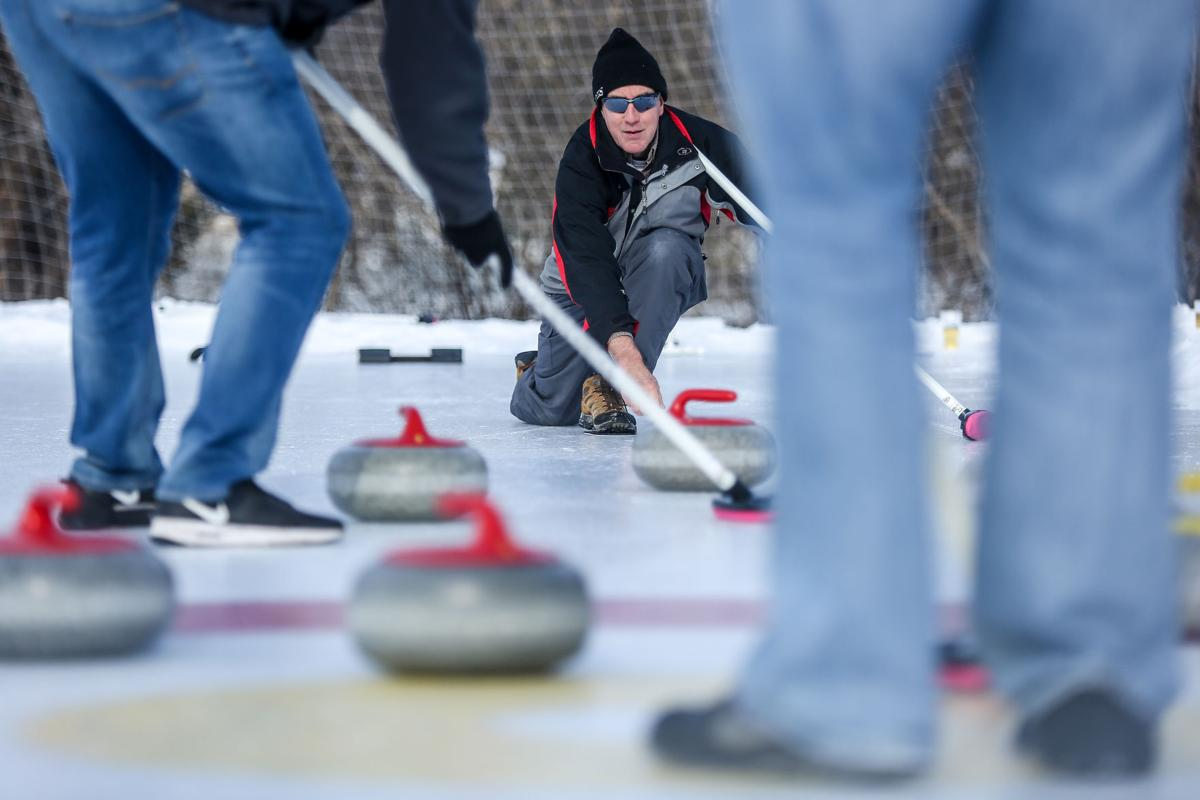 ROCHESTER OUTDOOR BONSPIEL - A bonspiel is a curling tournament held over a weekend. Curling Club of Rochester hosts an annual outdoor bonspiel in February.