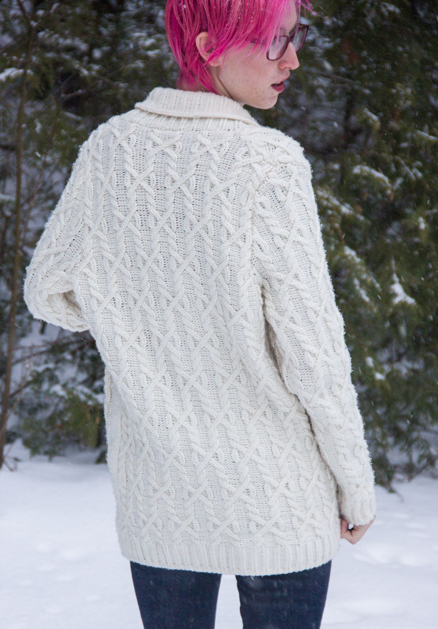 snoqualmie wool sweater