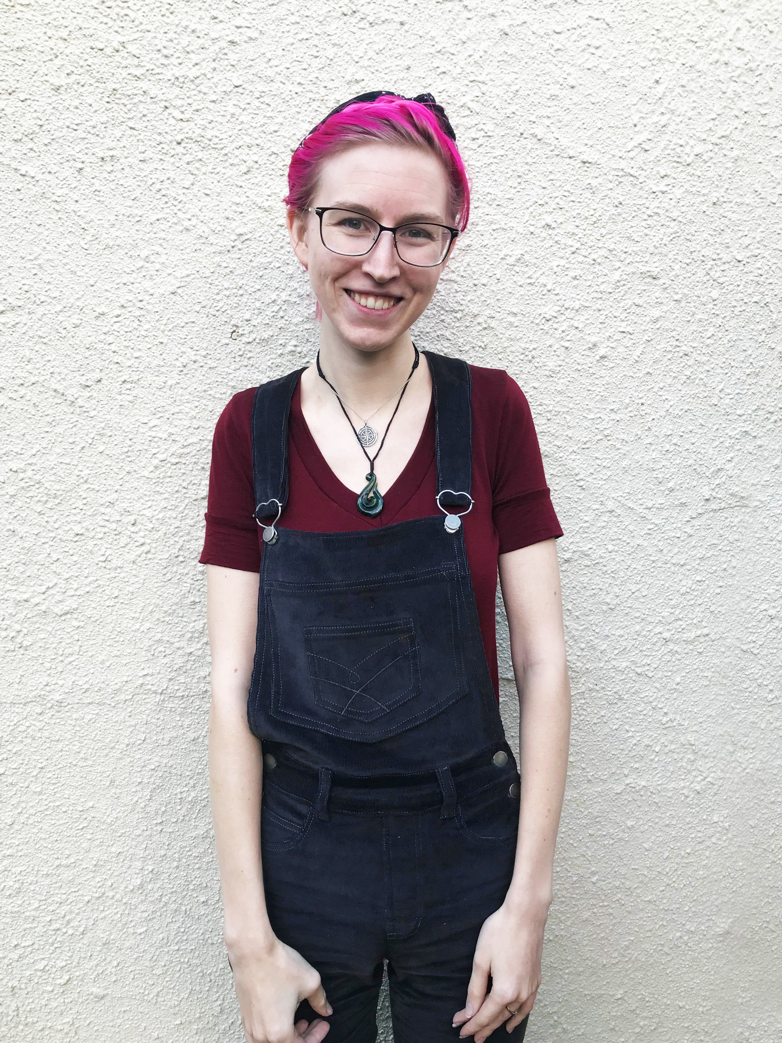 ginger jeans dungaree hack