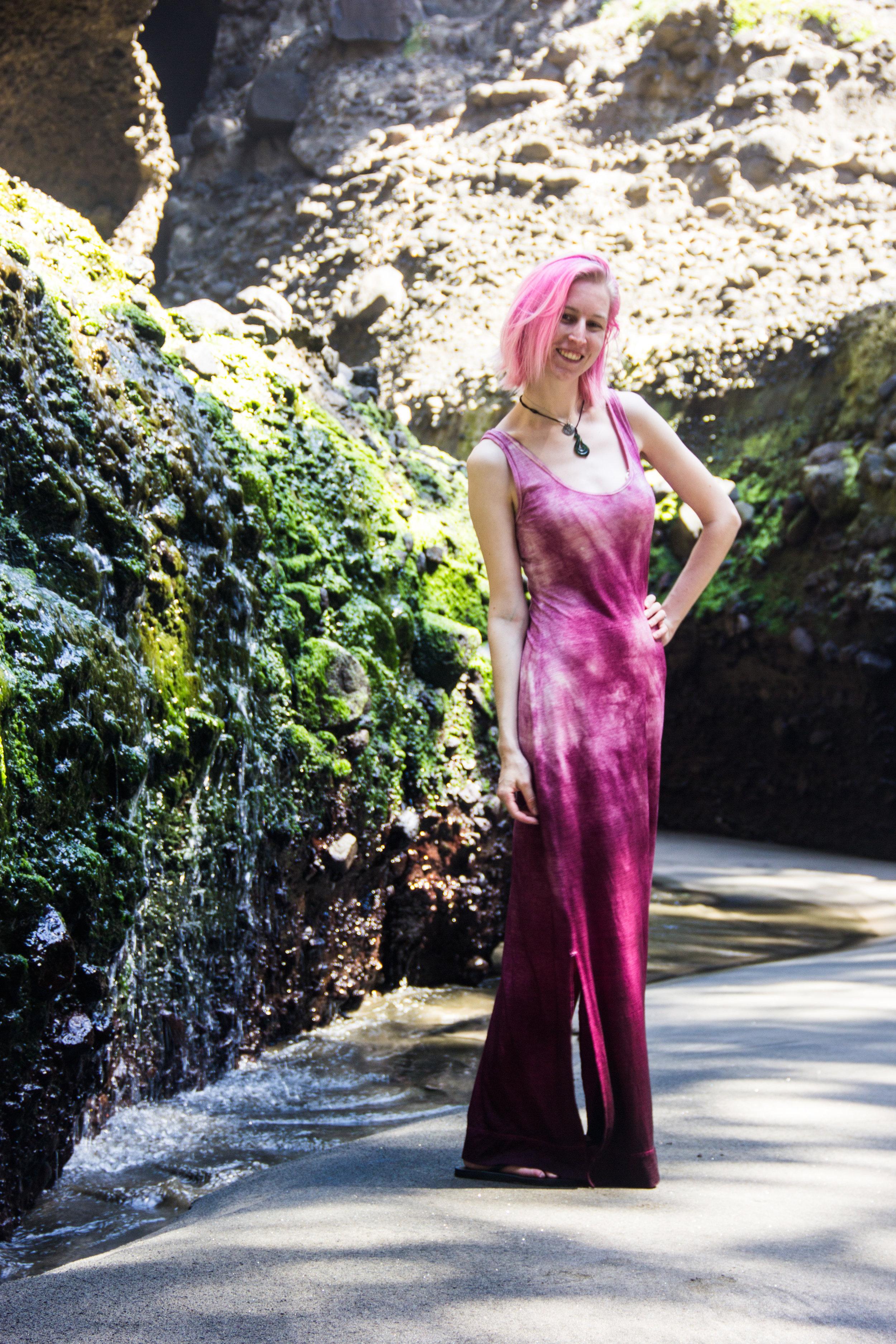 sew summer maxi dress