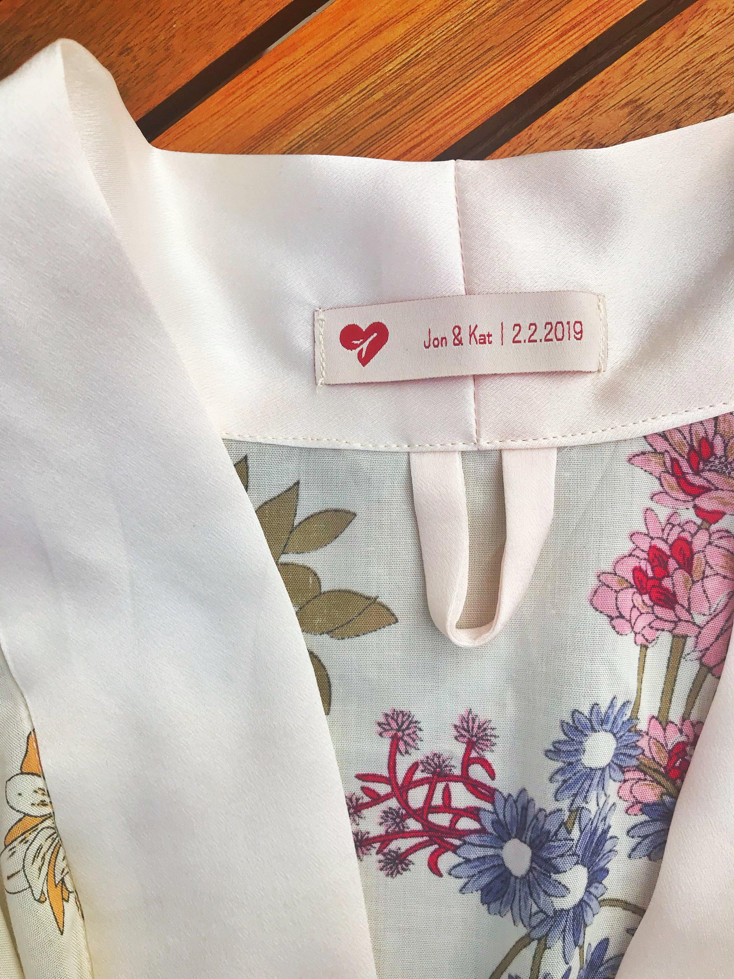 wedding bridal suki kimono