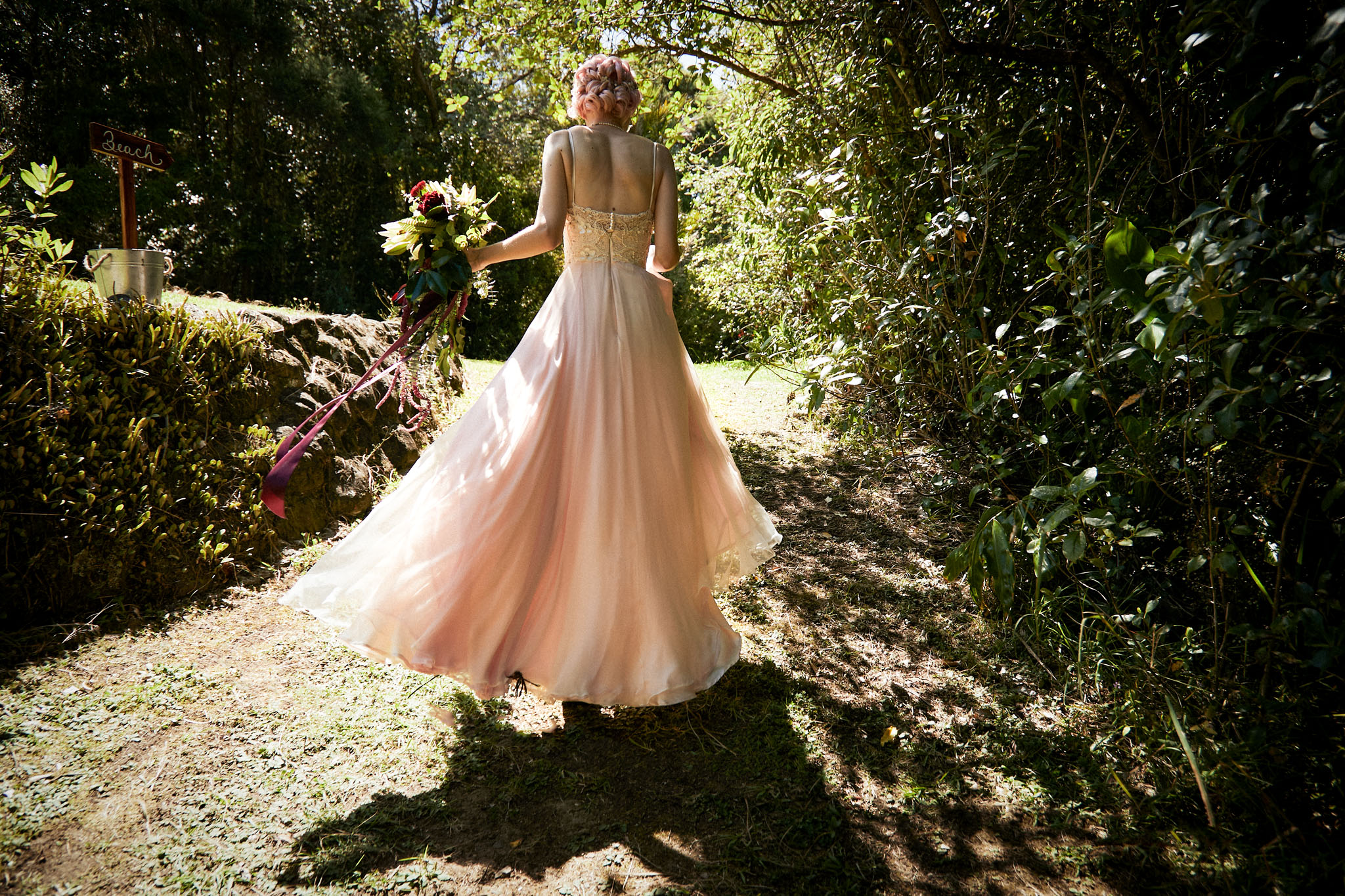 handmade wedding dress silk circle skirt