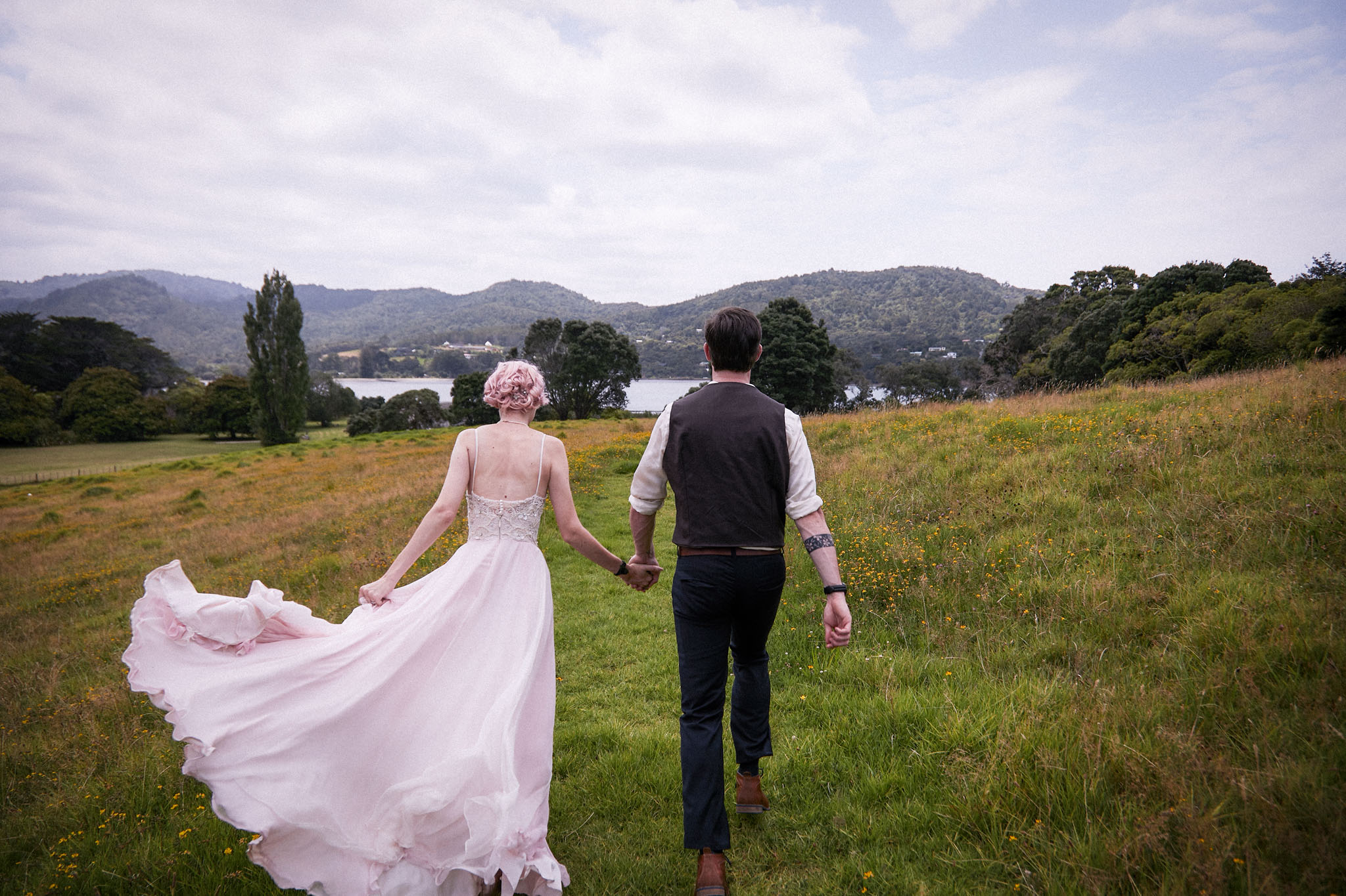 wedding new zealand