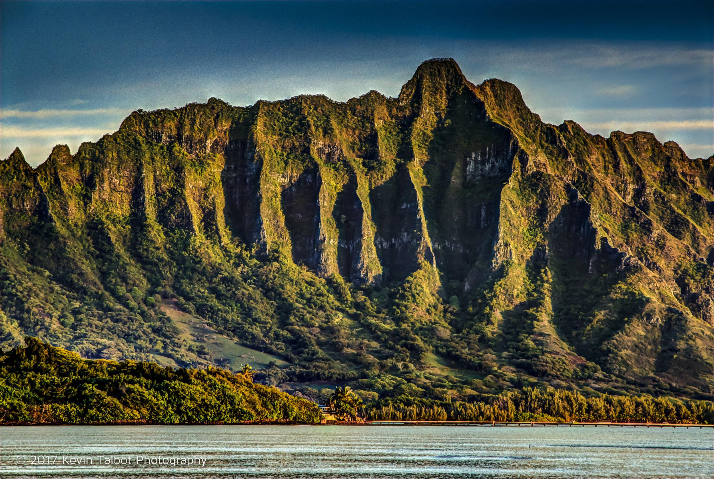 Kualoa ridge
