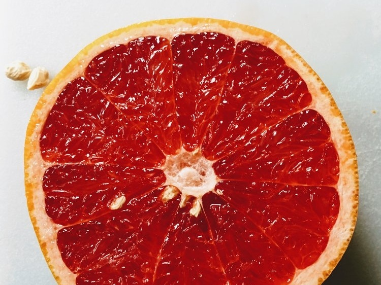 Bait/Switch Project - Kicking off an interdisciplinary game of Exquisite Corpse with an ode to Grapefruit. See more at Bait/Switch.