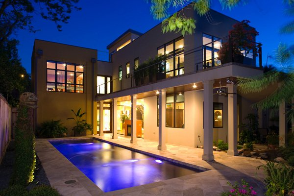Outdoor - Outdoor lighting is great for safety as well as aesthetics. Coming home to a well lit house can give you peace of mind before walking in the door.