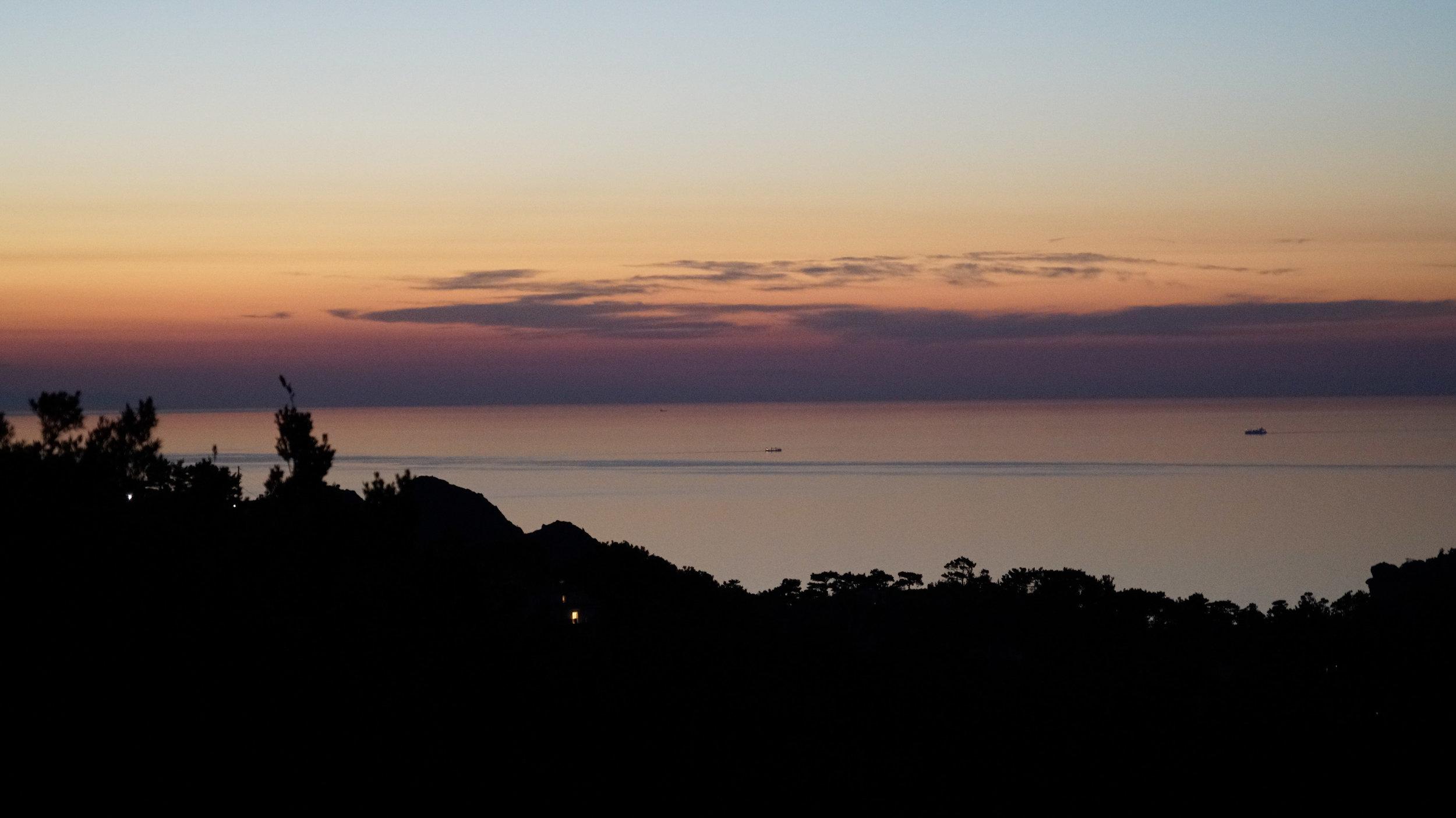 Ikaria Sunset