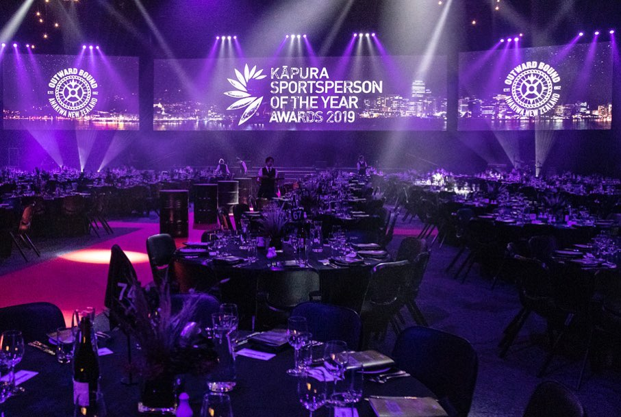 Wellington Sport Awards 2019