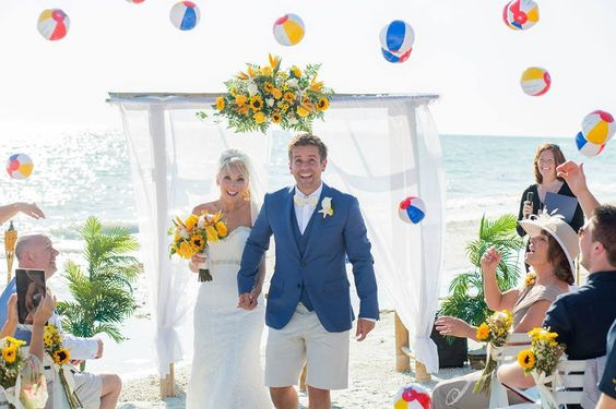 Source:  Florida Weddings on the Water