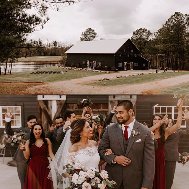 You do NOT want to miss this 🔥deal! . . Three Oaks Farm is hosting a 10% discount for ANYONE who books their wedding, corporate event , non-profit event , and MORE with us between now and August 1st , 2019.. . . ✨This discount will apply to anyone who books an available date between August 1st, 2019 and December 31st, 2019.✨ . . ✨These dates are going fast so, reach out for details today!✨ . . 📸: @madalouise 💐: @stylishstemsatl 💄: @lrobertshm