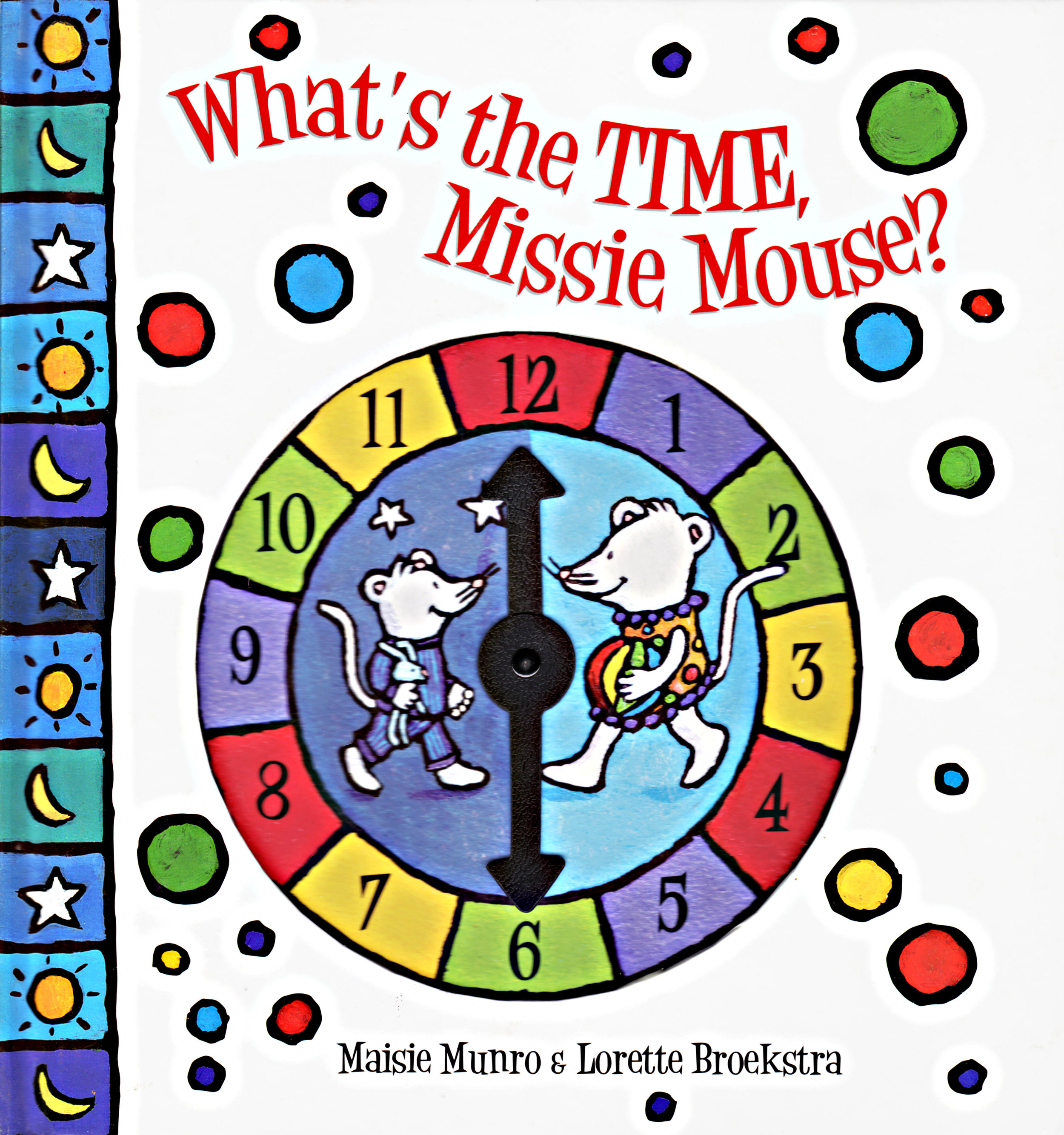What's the Time, Missie Mouse?